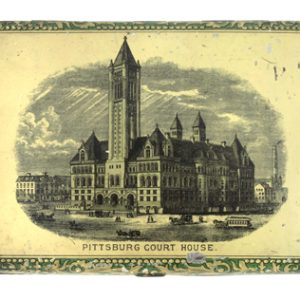 Court House Mixture Tobacco Tin