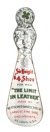 Sir Knight Shoe Horn