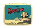 Sphinx Condom Tin