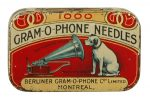 Gram-O-Phone Needles Tin