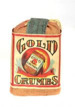 Gold Crumbs Tobacco Pouch