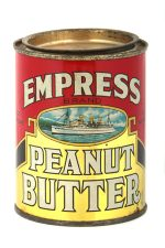 Empress Peanut Butter Tin