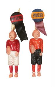 College Football Dolls and Pins