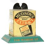 Hudson Soap String Holder