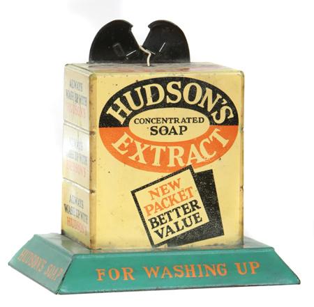 Hudson Soap String Holder