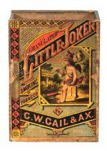 Little Joker Tobacco Box