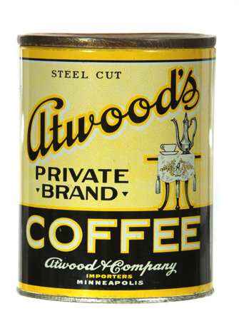 Atwood's Coffee Can