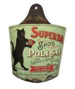 Superba Shoe Polish Broom Holder