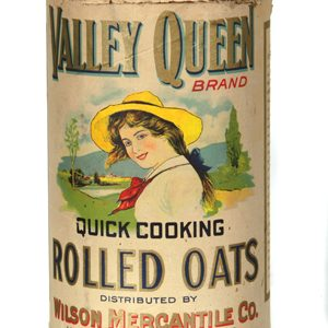 Valley Queen Oat Box