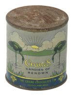 Crane Candy Tin