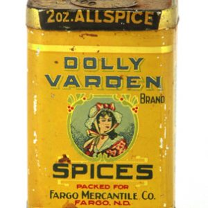 Dolly Varden Spice Tin