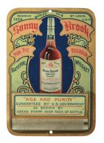 Sunny Brook Bourbon Match Holder