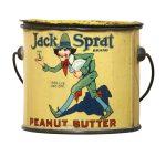 Jack Sprat Peanut Butter Pail