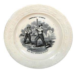 American Sports Baseball Plate