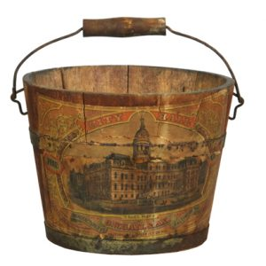 City Hall Tobacco Bucket