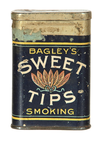 Sweet Tips Tobacco Sample Tin