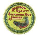 Raindow Quality Fishing Leader Tin
