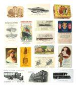 Celluloid Pocket Calendars