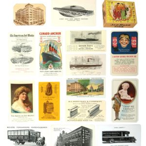 Celluloid Pocket Calendars