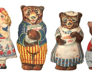 Kellogg's Tin Bears