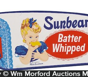 Sunbeam Batter Whipped Door Push