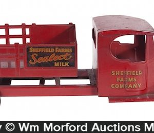 Sheffield Farms Sealect Milk Toy Truck