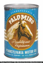 Palomino Oil Can