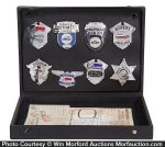 Salesman's Badges Kit