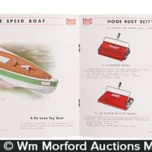 Hoge Toys Catalog