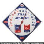 Esso Atlas Anti-Freeze Thermometer