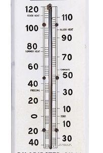 Craine Silos Thermometer