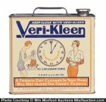 Very-Kleen Fabric Cleaner Tin