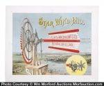 Star Wind Mill Sign