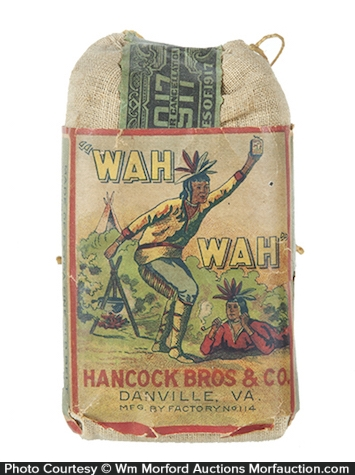 Wah Wah Tobacco Bag
