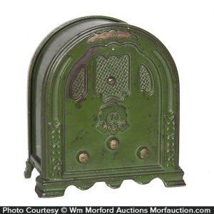 Crosley Radio Iron Bank