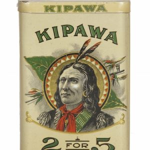 Kipawa Cigar Can