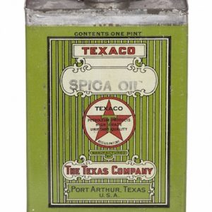 Texaco One Pint Oil Can