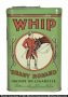 Whip Tobacco Pocket Tin