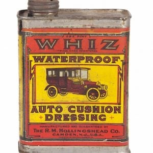 Whiz Auto Cushion Dressing Tin