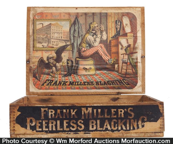 Frank Miller's Blacking Box