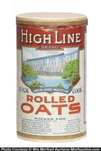 High Line Oats Box