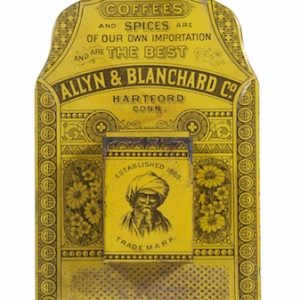 Allyn & Blanchard Match Holder
