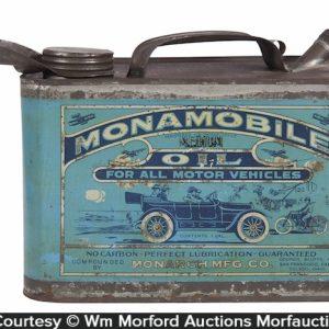 Monamobile Motor Oil Can