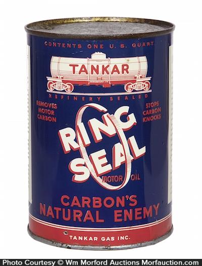 Tankar Ring Seal Oil Can