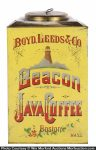 Beacon Java Coffee Store Bin