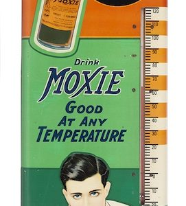 Drink Moxie Thermometer