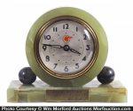 Pontiac Desk Clock