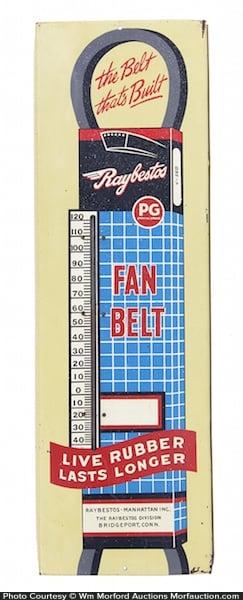 Raybestos Fan Belt Thermometer
