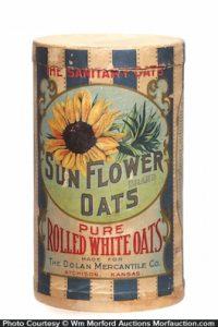 Sunflower Oats Box