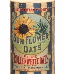 Sunflower Oats Box